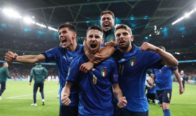 Selección italiana.