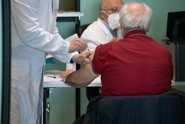 Avanza la vacunación en toda Italia (Foto: Governo - Archivo)