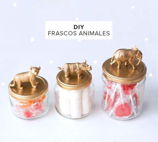 DIY-frascos-animales