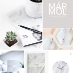 Tendencias: decorar con mármol