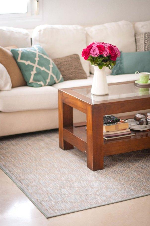 alfombra fácil de limpiar alfombra kiara general