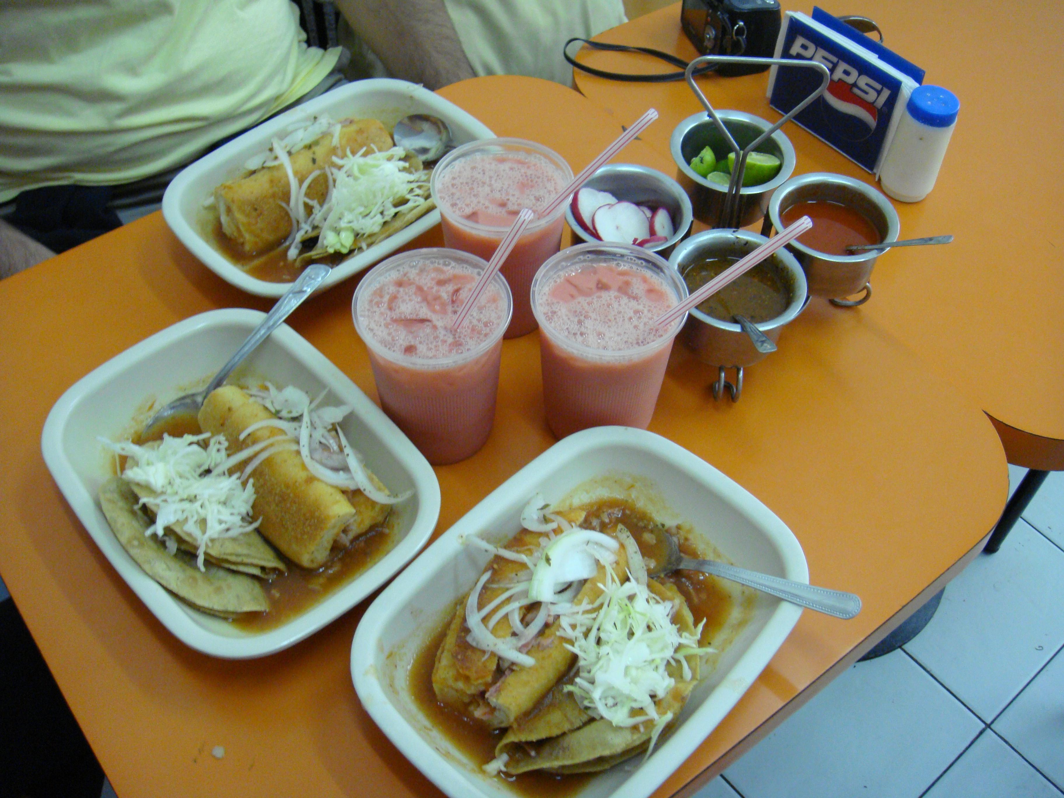 Comida mexicana  Ahorita mismo