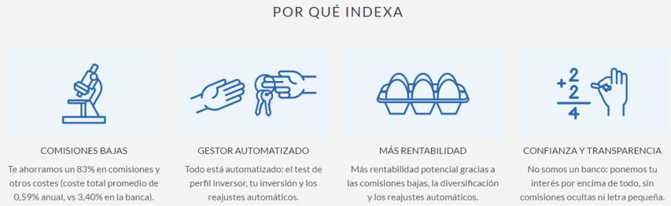 por qué indexa