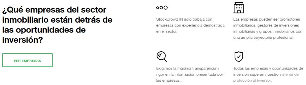 stockcrowdin_características
