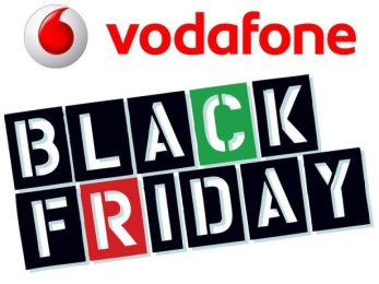 Vodafone Black Friday: todo al 50%