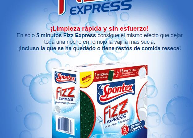 Pruebalo gratis Fizz Express