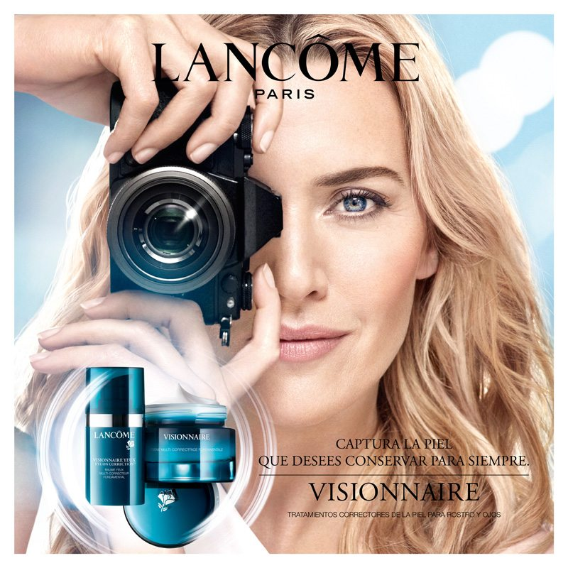 Muestras gratis de Visionnaire de Lancôme