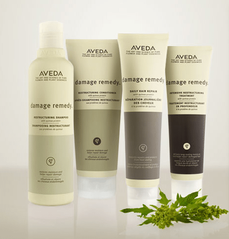Muestras gratis de Aveda Damage Remedy