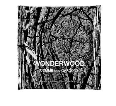 Muestras gratis de perfume Wonderwood