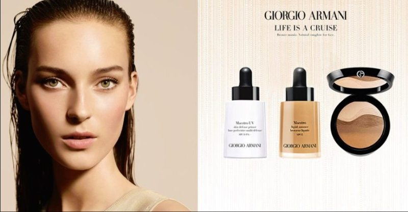 Muestras gratis de maquillaje Giorgio Armani