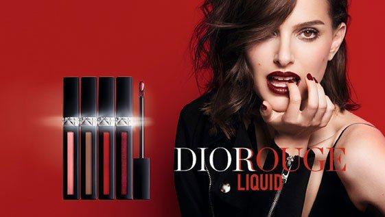 Muestras gratis de labial Dior Rouge Liquid