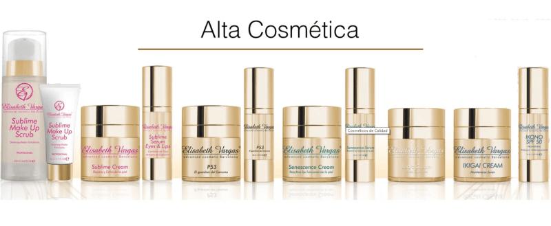 Consigue muestras gratis de alta cosmetica