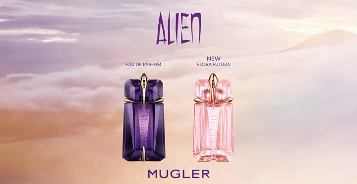 Muestras gratis de perfumes Thierry Mugler