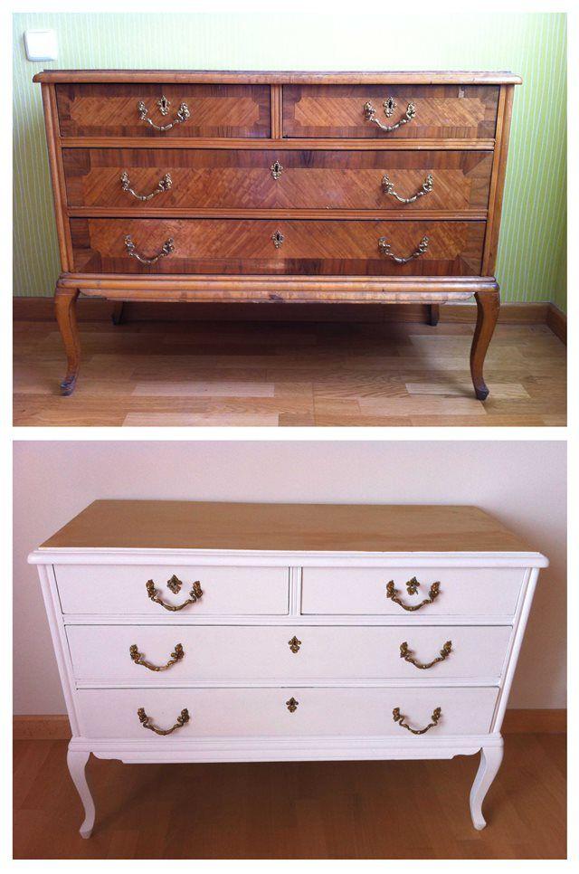 Renovar los muebles por poco dinero