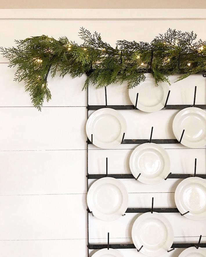 A Shiplap Christmas | ahouseandadog.com