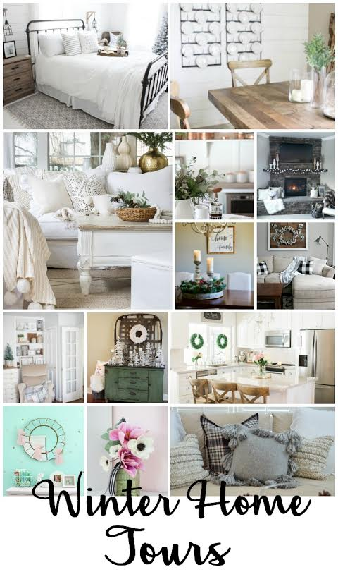 Decorating After the Holidays - Winter Decor | ahouseandadog.com