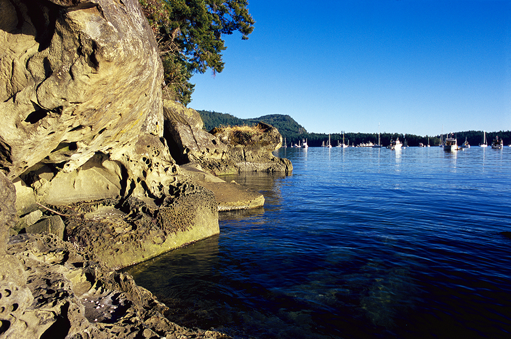 Sailing And Cruising The Gulf Islands British Columbia