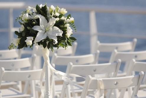 svadobné cesty a svadby na lodi