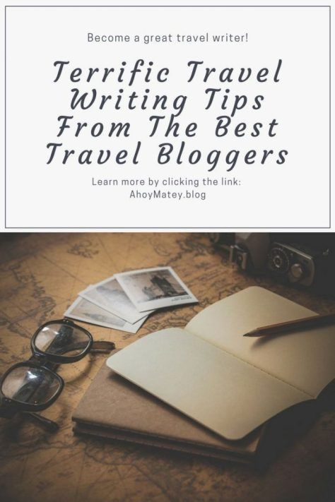 Do you want to write great travel diaries and stories? These travel writing tips from the pros will give new writers an introduction to the craft of travel writing. The best travel bloggers tell us what the most important skill is for a travel writer to have. Read our top travel writing tips for beginners and take your travel blog to the next level. #travelwriting #writingtips