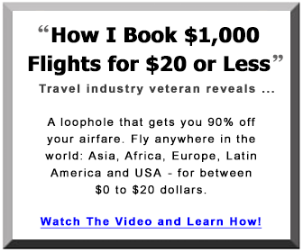 Get Free Flights With Travel Hacking