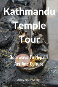 Kathmandu sightseeing tour of the temples in Nepal