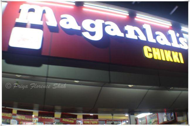 Maganlal Chikki, Lonavala's most famous chikki franchise