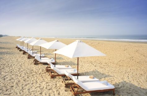 Arossim Beach, Park Hyatt Goa Resort and Spa