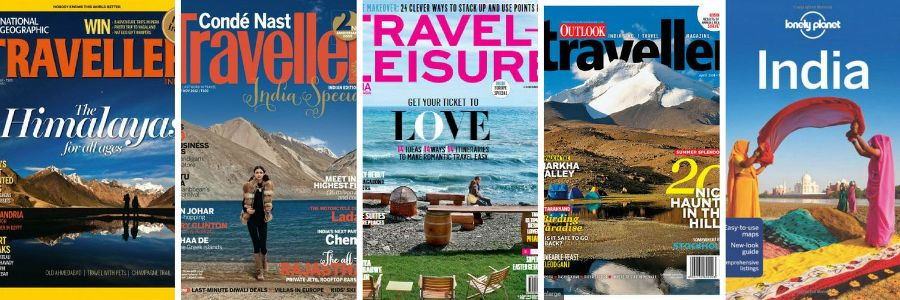 List Of Best Travel Magazines In India Archives - Ahoy Matey