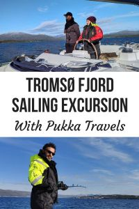 Tromsø Excursions - Norwegian Fjord Sailing With Pukka Travels
