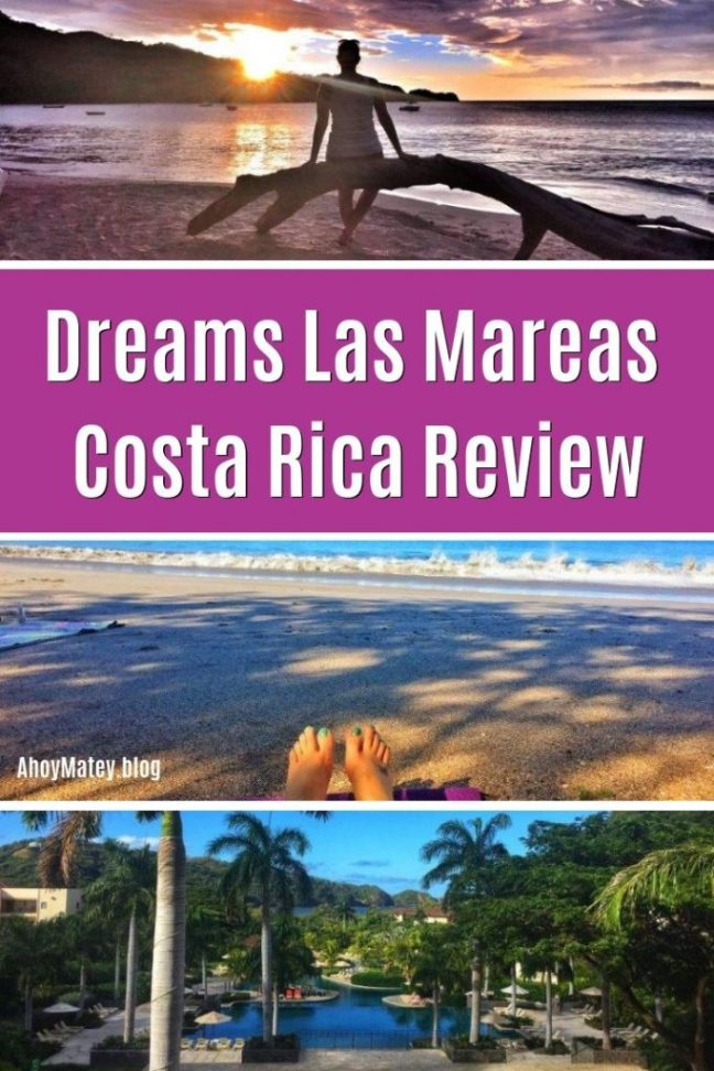 Dreams Las Mareas Costa Rica Review