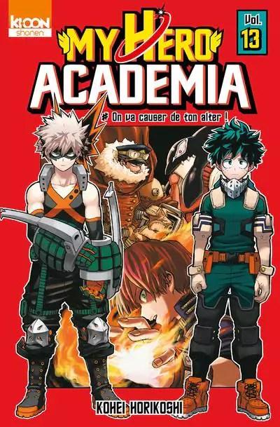 My Hero Academia Tome 3 : academia, Academia, Letzshop