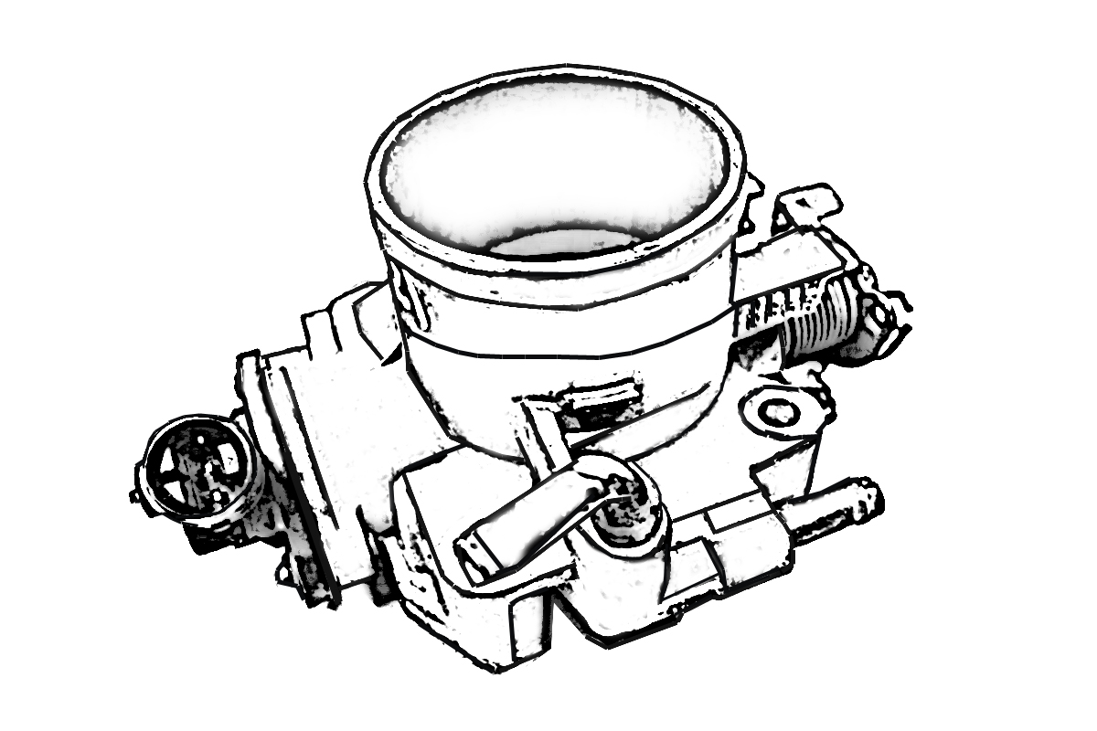Replacement Throttle Body Honda Odyssey