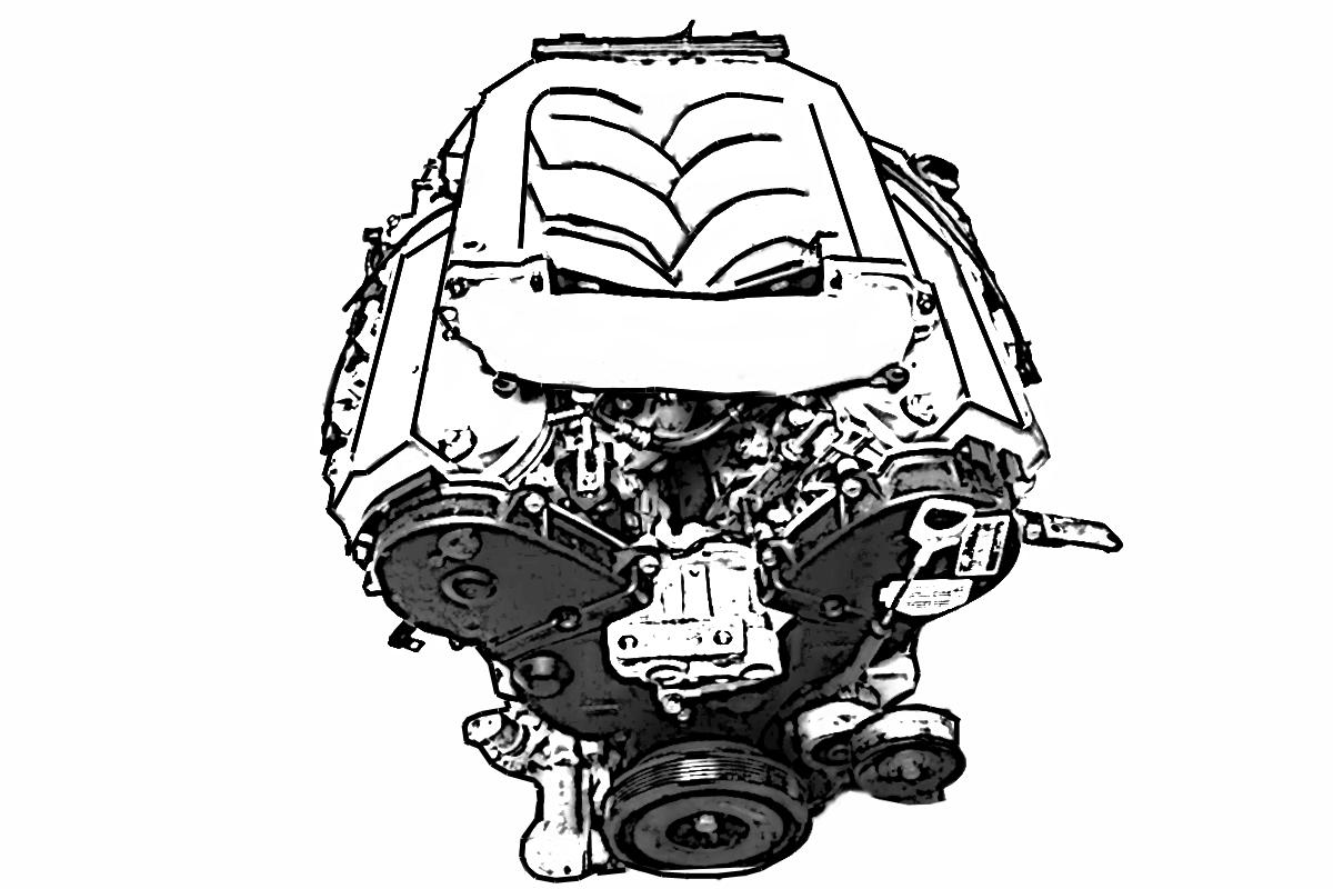 Nissan Altima Engine Motor Vq35de Long Block 95k