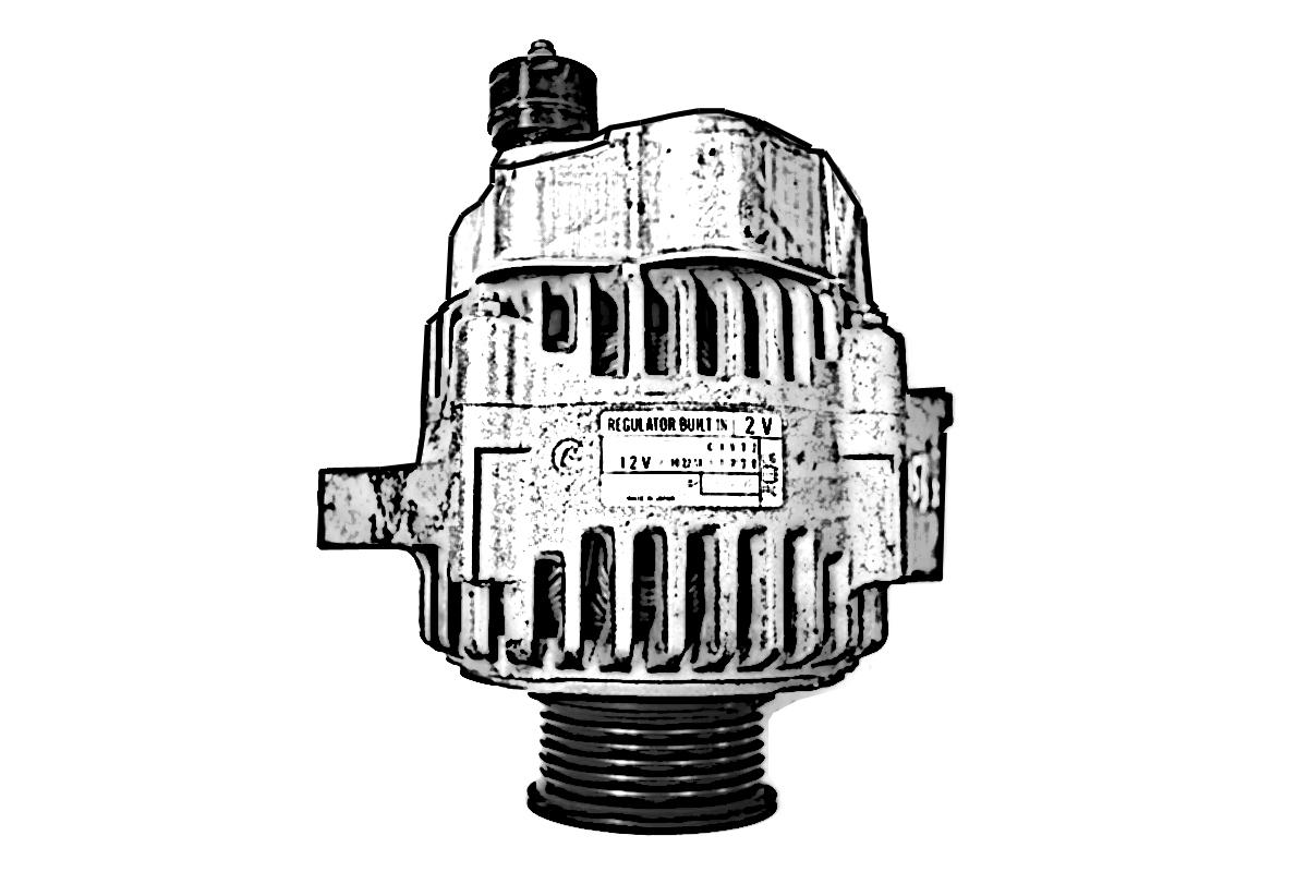 Infiniti Q45 Alternator 4 5l V8 At Cr910