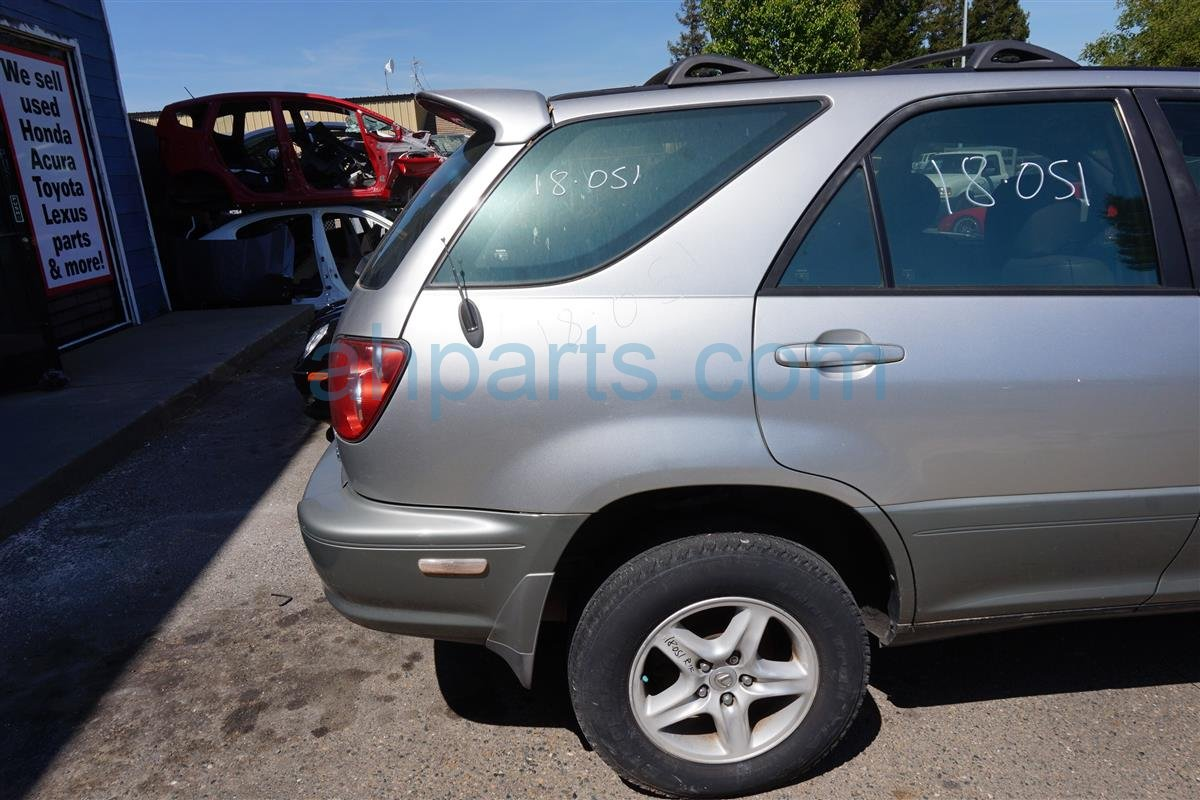 hight resolution of  2000 lexus rx300 replacement parts