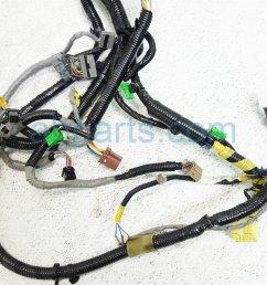 2007 honda civic instrument dash harness 32117 sva a11 replacement  [ 1200 x 800 Pixel ]