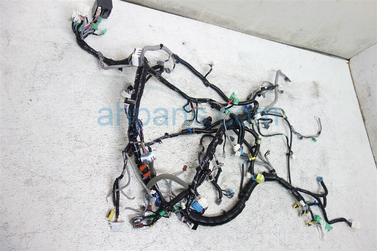 hight resolution of  2014 acura mdx instrument wire harness 32117 tz6 a10 replacement
