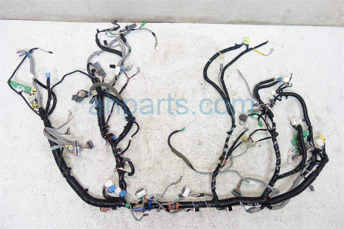 hight resolution of 2014 acura mdx instrument wire harness 32117 tz6 a10 2014 acura mdx wiring harness