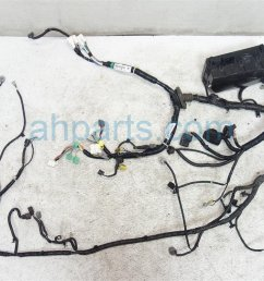 2014 acura mdx passenger cabin wire harness 32100 tz6 a10 replacement  [ 1200 x 800 Pixel ]