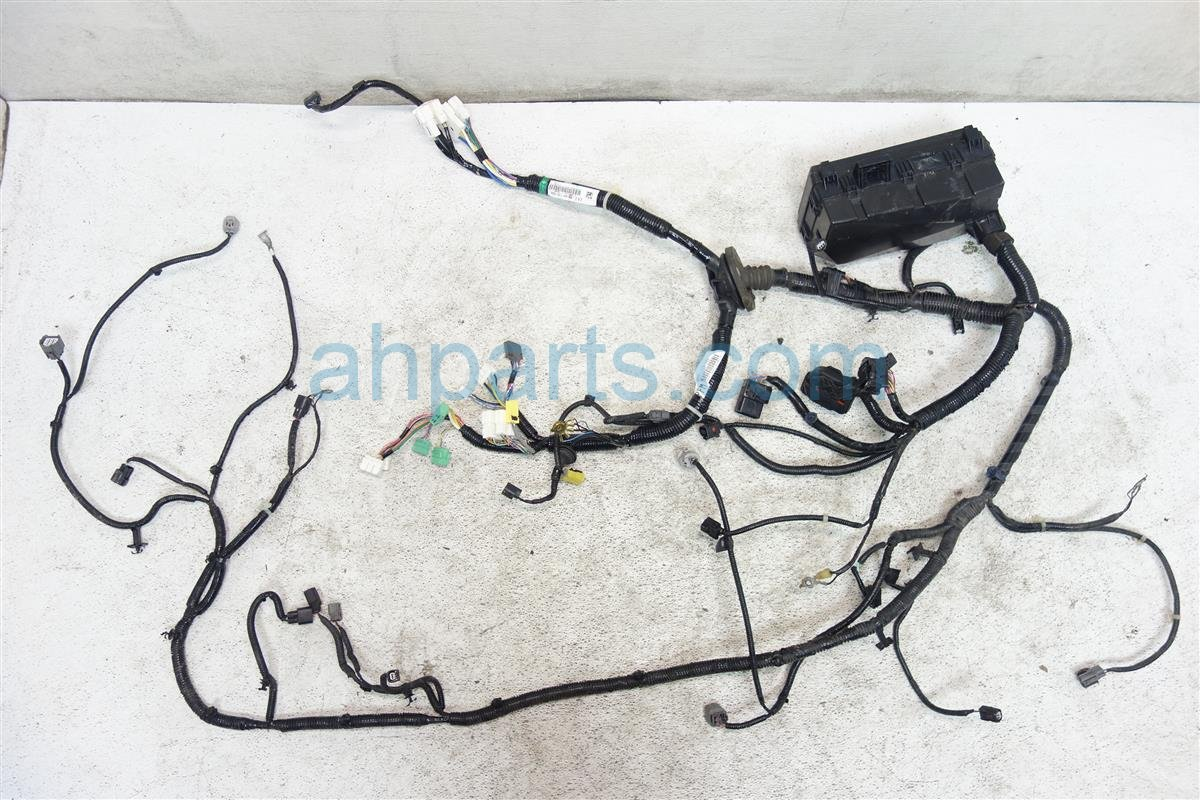 hight resolution of 2014 acura mdx passenger cabin wire harness 32100 tz6 a10 replacement