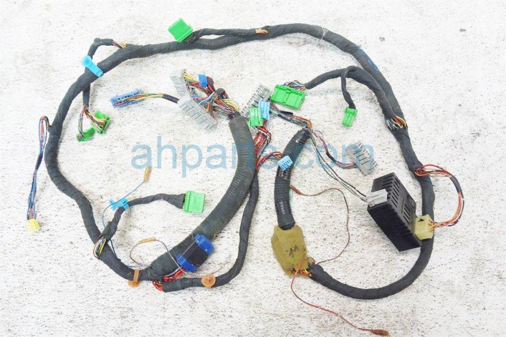 medium resolution of honda prelude wiring harness wiring diagram forward 1992 honda prelude wiring harness 1994 honda prelude wiring