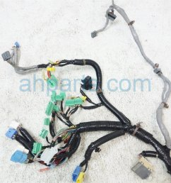 2013 honda civic instrument panel wire harness 32117 tr0 a61 replacement  [ 1200 x 800 Pixel ]