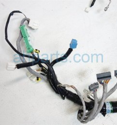 2014 acura mdx instrument dash wiring harness 32117 tz5 a00 replacement  [ 1200 x 800 Pixel ]
