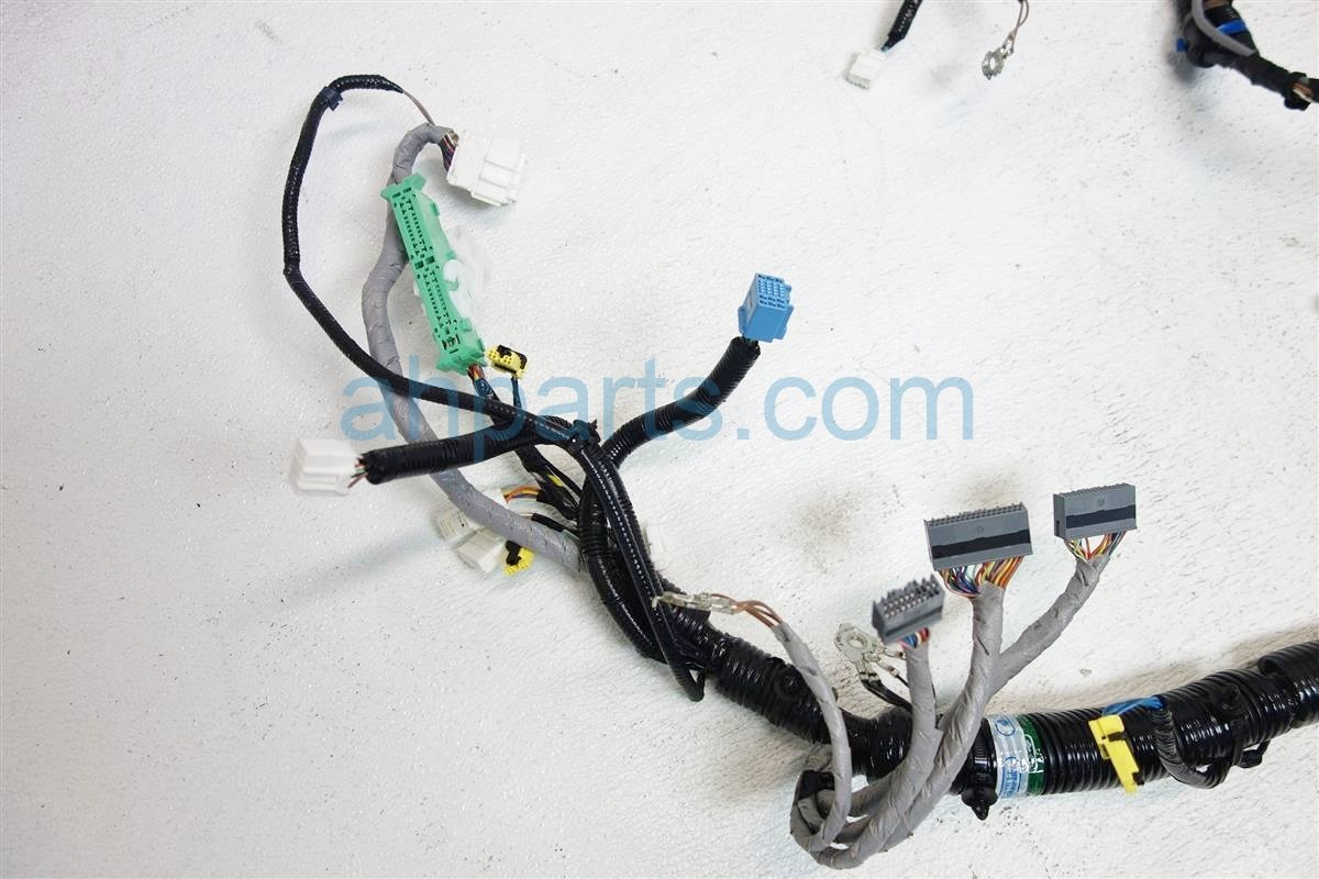 hight resolution of  2014 acura mdx instrument dash wiring harness 32117 tz5 a00 replacement