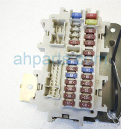 2005 nissan xterra interior fuse box 24350 ea000 replacement  [ 1200 x 800 Pixel ]