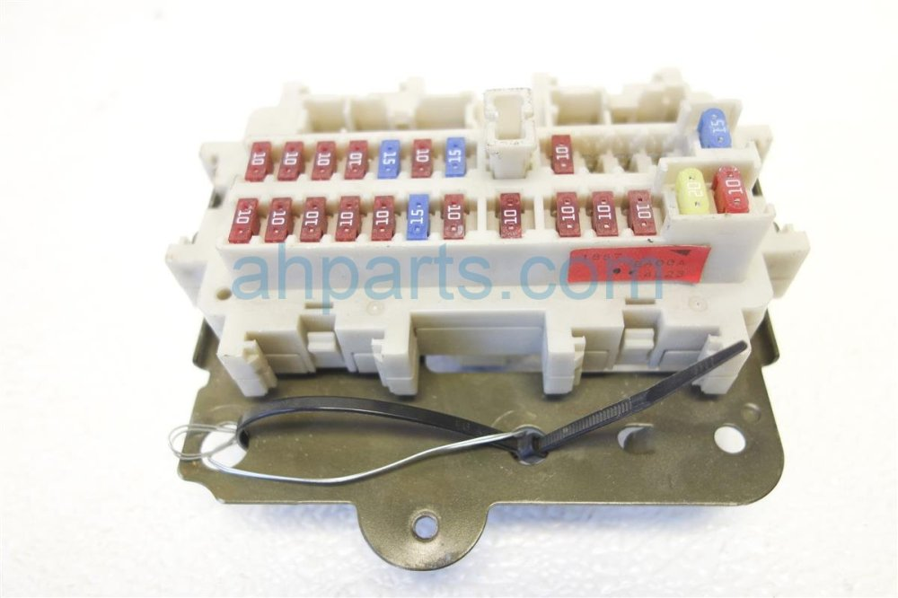 medium resolution of  2005 nissan xterra interior fuse box 24350 ea000 replacement