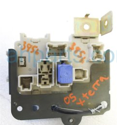 2005 nissan xterra interior fuse box 24350 ea000 replacement  [ 800 x 1200 Pixel ]