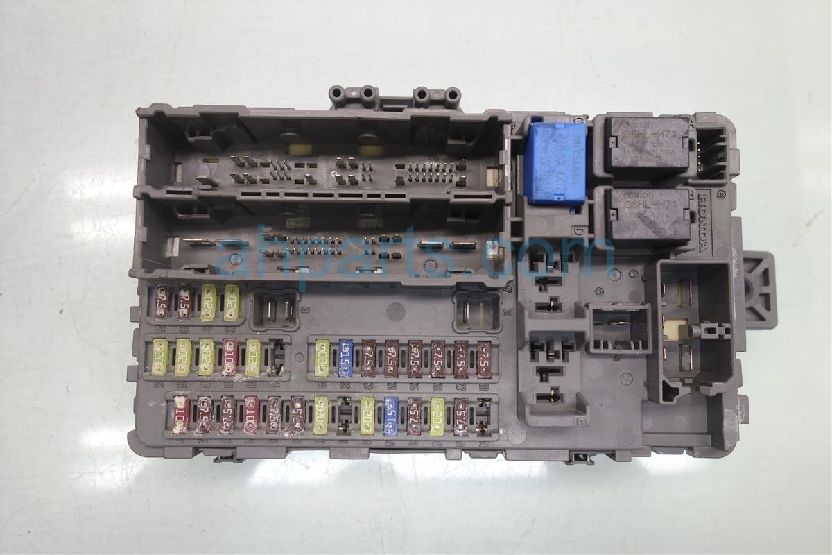 hight resolution of  2016 acura mdx driver dash fuse box 38200 tz5 a22 replacement