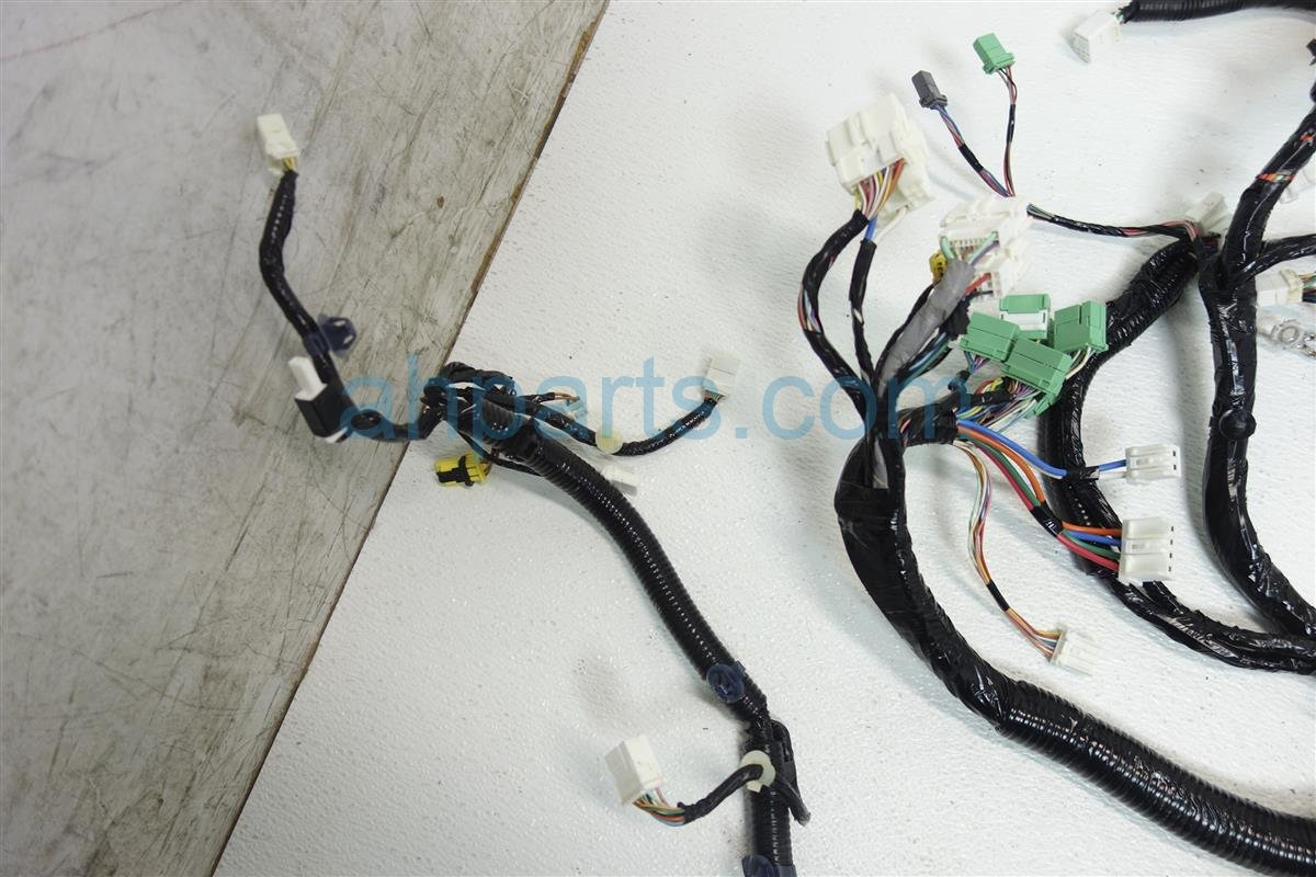 hight resolution of  2016 acura mdx instrument dash wiring harness 32117 tz5 a11 replacement