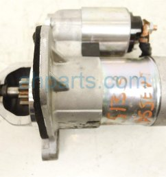 2015 nissan sentra starter motor 23300 en22b replacement  [ 1200 x 800 Pixel ]